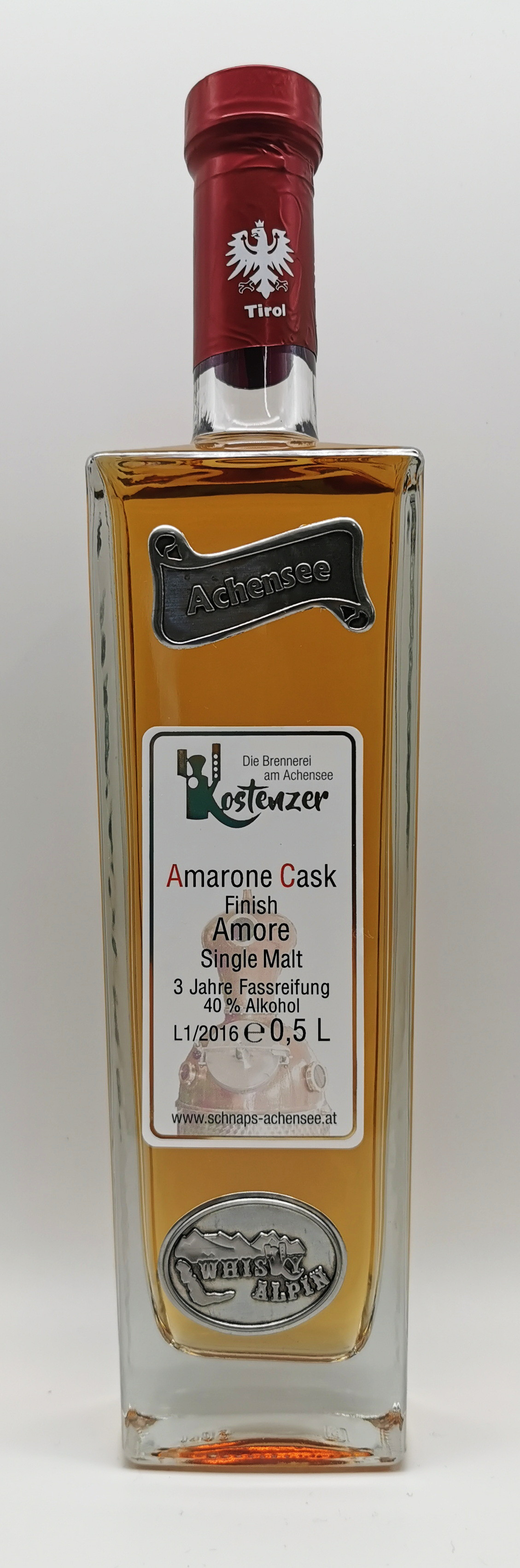 "Single Malt Amarone Cask ""Amore"""