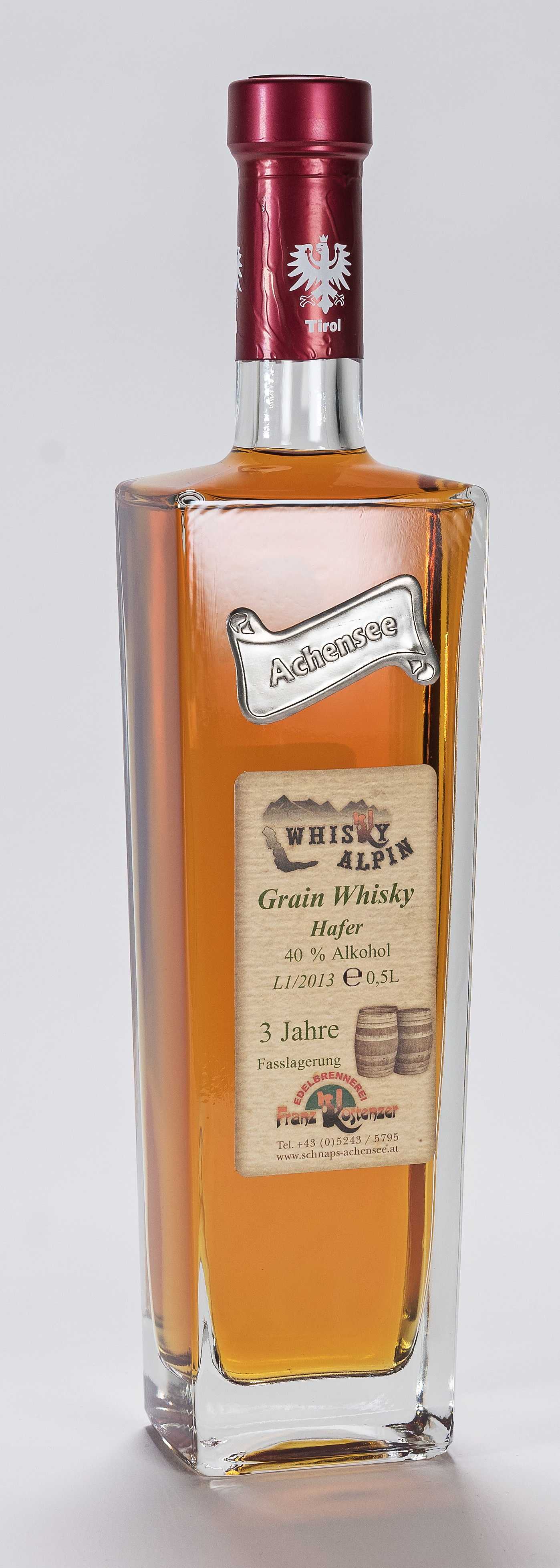 Grain Whisky Hafer