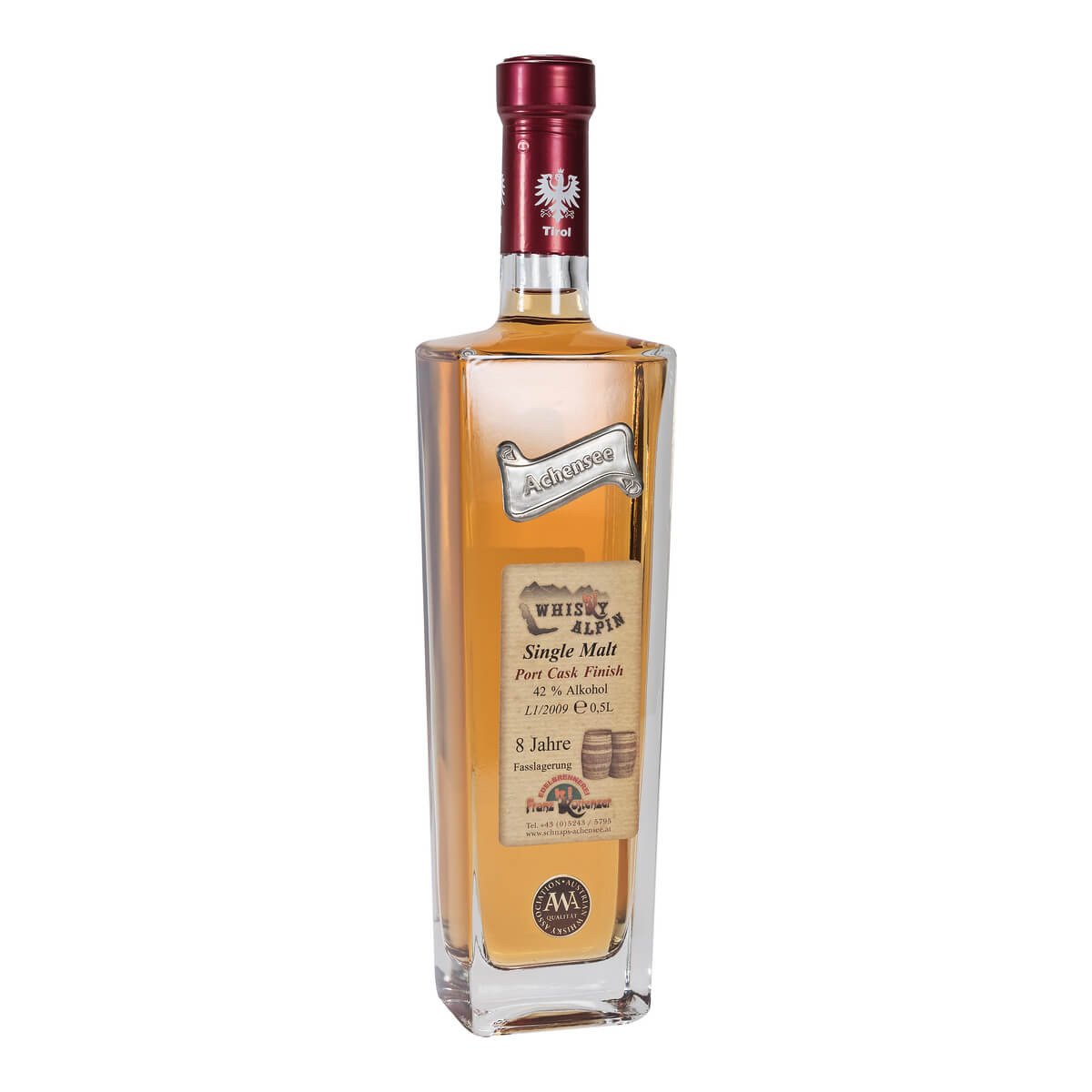Single Malt Gerste Port Cask Finish