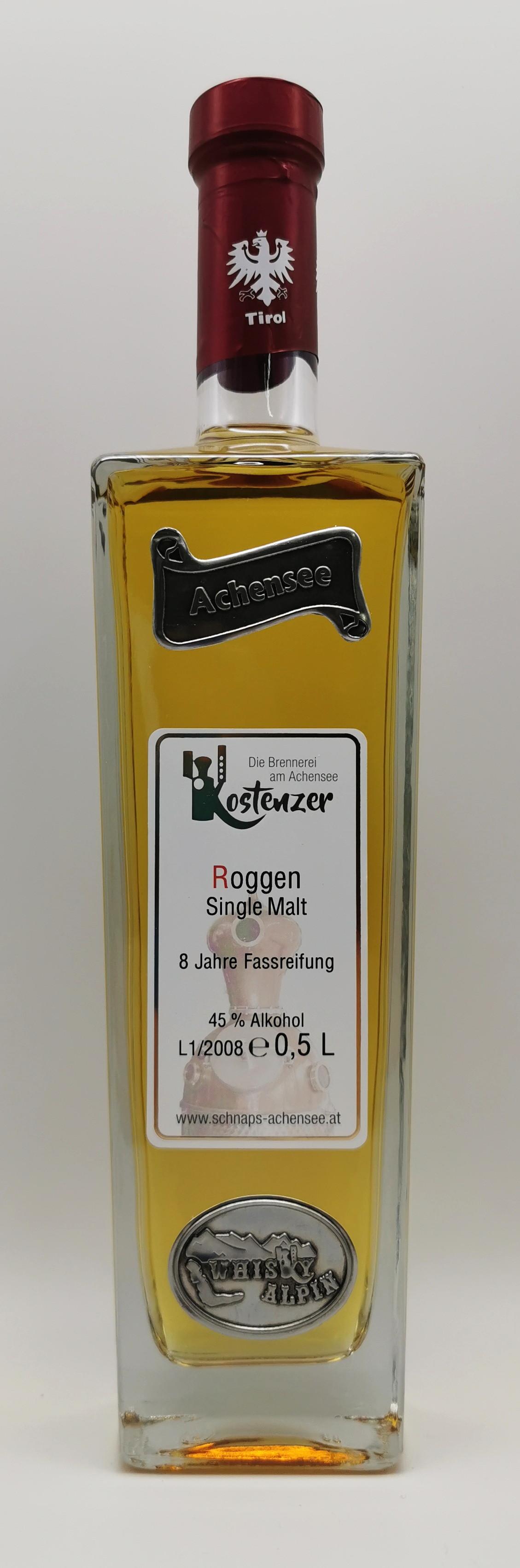 Single Malt Roggen