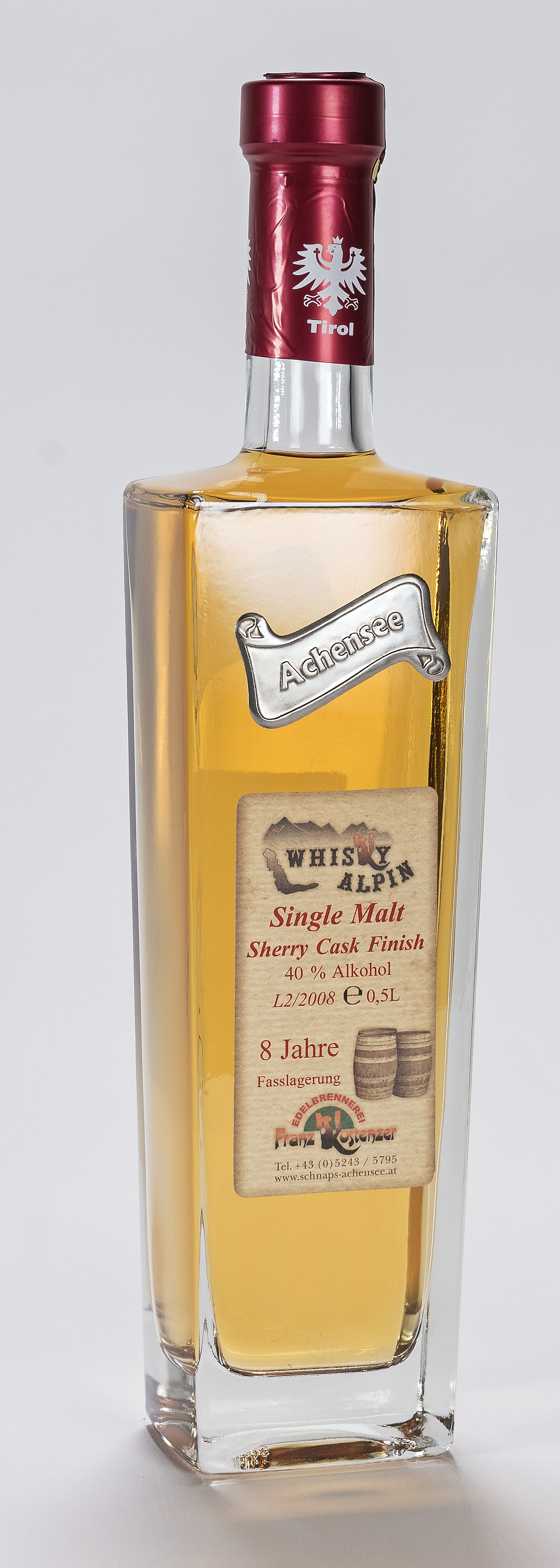 Single Malt Sherry Cask Finish