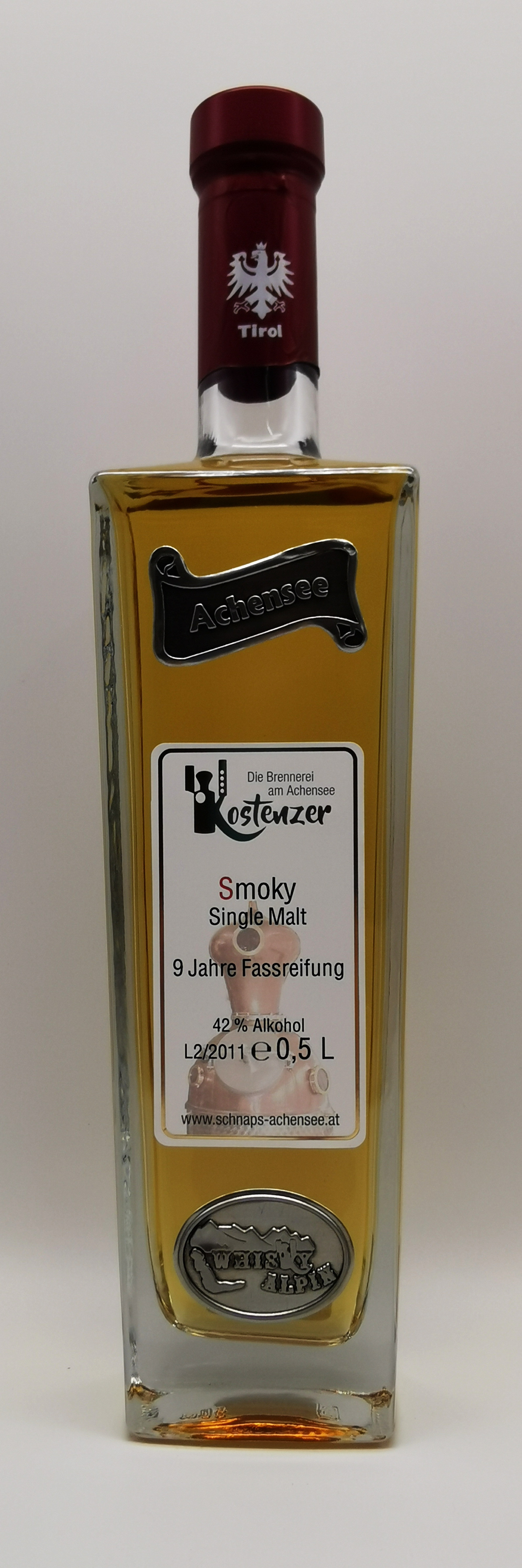"Single Malt ""Smoky"""