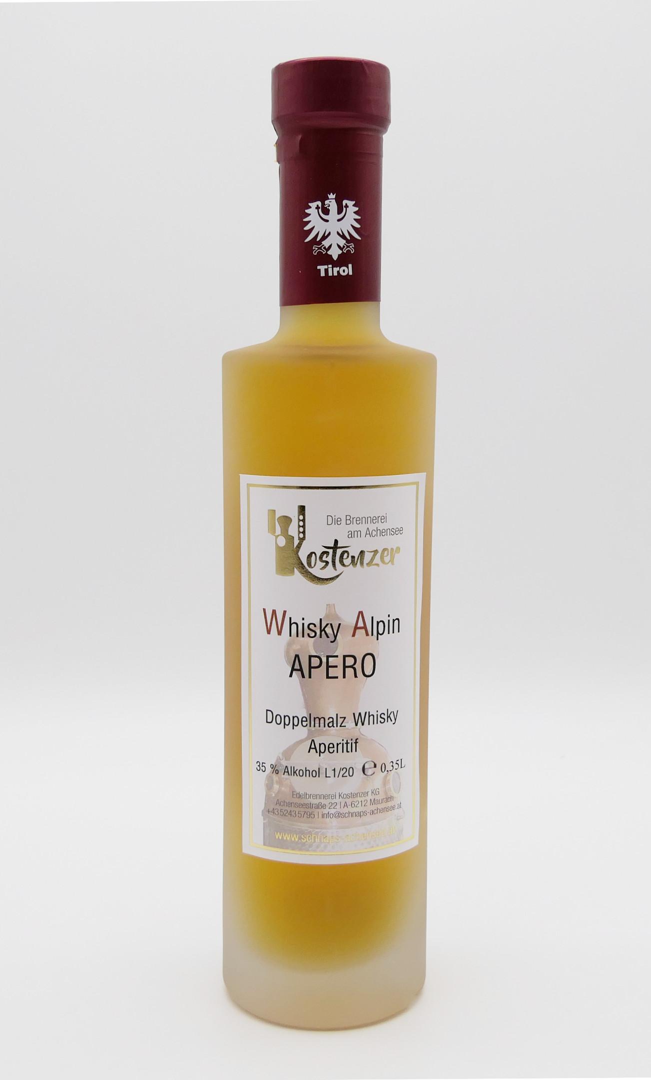 Whisky Alpin Apero